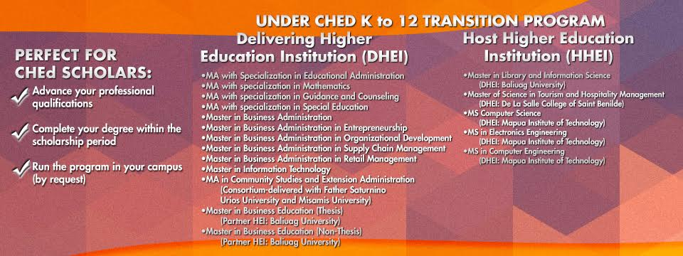 Why JRU Graduate School is Perfect for CHEd Scholars?